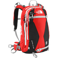 The North Face Patrol 24 ABS Winter Backpack - 1465cu in Centennial Red/TNF Black,