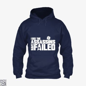 I See The Assassins Have Failed, Assassin's Creed Hoodie