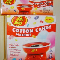 Jelly Belly Cotton Candy Machine plus Cotton Candy Kit