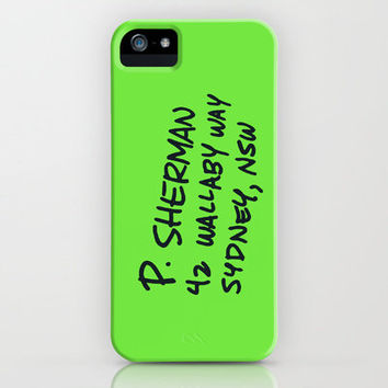 P. Sherman, 42 Wallaby Way iPhone Case by Ashleigh | Society6