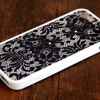 50% Off Lace Floral Design iPhone 6/5S/5C/5/4S/4 iPod 5/4 Samsung Galaxy S5/S4/S3/S2/Note3/Note2 Case