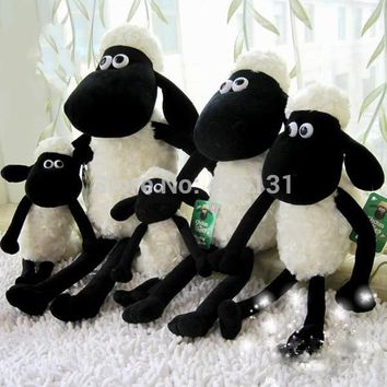 plush toy sheep Lovely sheep baby, can hang, car accessories 25 32 40 48 55 70 90cm