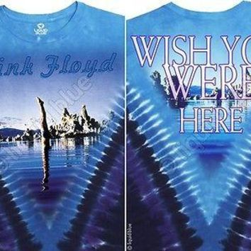 New PINK FLOYD WISH YOU WERE HERE..DIVER - LICENSED ROCK  T-Shirt