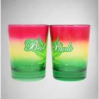 Best Buds Leaf Oversized Shot Glass Set - Spencer's