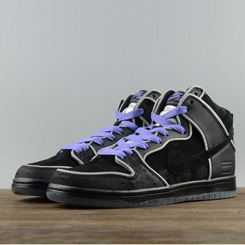 Nike SB Dunk High Sneakers Sport Shoes-2