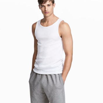 Short Jersey Shorts - from H&M