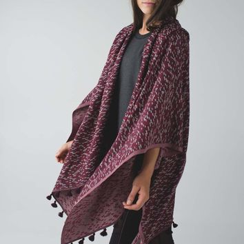 sun to moon scarf | women's scarves | lululemon athletica