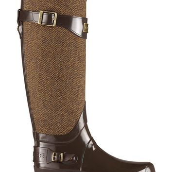 Hunter Ladies' Regent Apsley Wellington Boots - Chocolate - Hunter - Shop by Brand at Country Attire