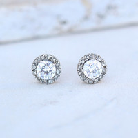 Altar'd State Essential Sparkling Post Earrings
