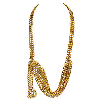 Chanel Multi-Strand Belt Necklace