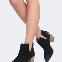 Barry Western Ankle Bootie