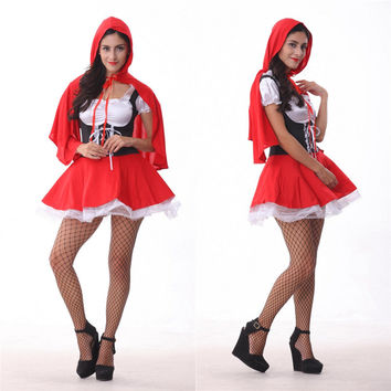 Cosplay Anime Cosplay Apparel Holloween Costume [9220662148]