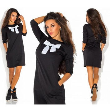 New Fashion Summer Sexy Women Dress Casual Dress for Party and Date = 4725213764