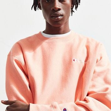 Champion Reverse Weave Crew Neck Sweatshirt | Urban Outfitters