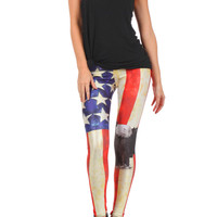MericaFckYeah Leggings