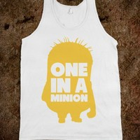 One in a Minion | Skreened.com