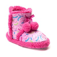 Toddler Peppa Pig Slipper Boots