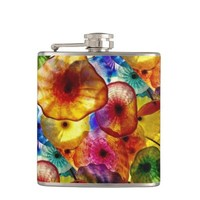 Beauty in Color Flask
