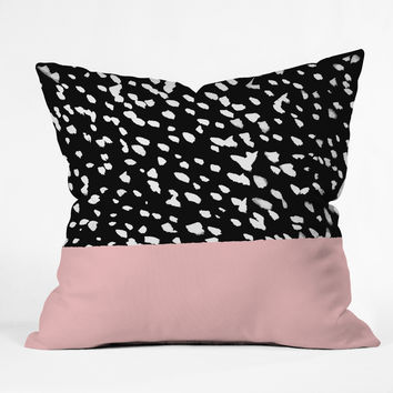 Rebecca Allen Overture Throw Pillow