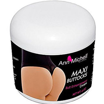 Maxi Buttocks Enhancement Cream