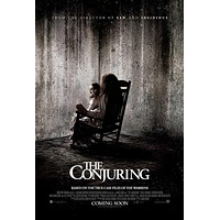 The Conjuring (UK) 27x40 Movie Poster (2013)