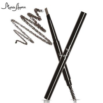 Eyebrow Pencil Longlasting Waterproof Durable Automaric Eyebrow Liner  Makeup Tool
