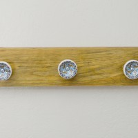 Wooden Coat Rack/Jewelry Organizer