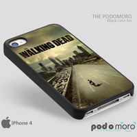 The Walking Dead Town for iPhone 4/4S, iPhone 5/5S, iPhone 5c, iPhone 6, iPhone 6 Plus, iPod 4, iPod 5, Samsung Galaxy S3, Galaxy S4, Galaxy S5, Galaxy S6, Samsung Galaxy Note 3, Galaxy Note 4, Phone Case