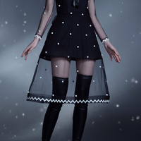 Dotted A-Line Dress | Moda Operandi