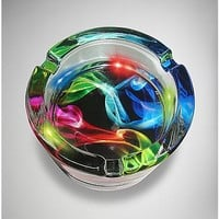 LED Rainbow Smoke Ashtray - Spencer's