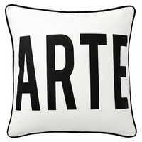 Isabella Rose Taylor Arte Pillow Cover