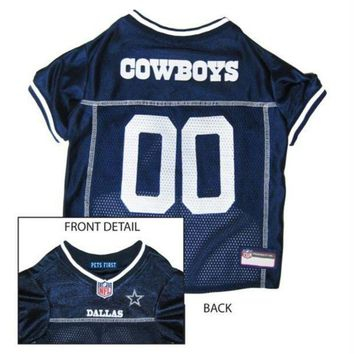 ESBONI Dallas Cowboys Dog Jersey