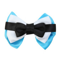 Disney Alice In Wonderland Alice Hair Bow
