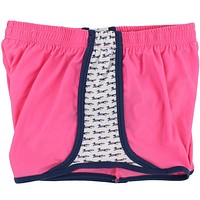Plaid Longshanks Limited Edition Shorts in Pink by Krass & Co. - FINAL SALE