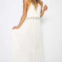 Jealous Dress - White