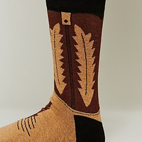 Oregon Trail Sock