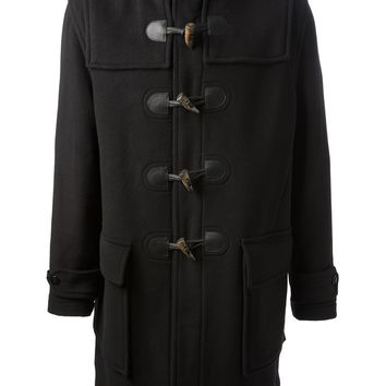 Burberry Brit 'Broadhurst' Duffle Coat