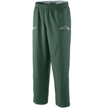 Nike Portland State Vikings Victor Woven Performance Pants - Forest Green