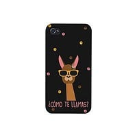 Como Te Llamas Funny Phone Case Cute Graphic Design Printed Phone Cover