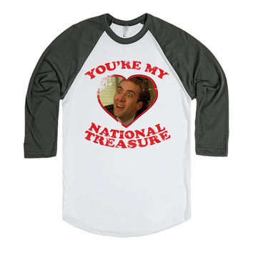 You're My National Treasure (Baseball)