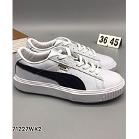 PUMA Rihanna Fashion Casual Sports Shoes F-CSXY white