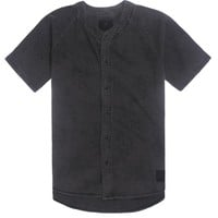On The Byas Sammy Baseball Shirt - Mens Shirt