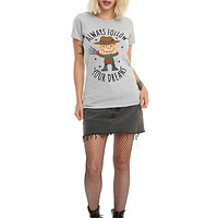 A Nightmare On Elm Street Always Follow Your Dreams Girls T-Shirt