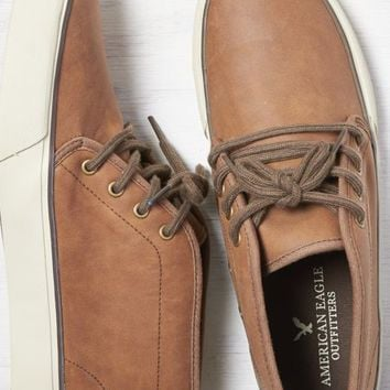 AEO Men's Chukka Sneaker (Tan)