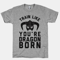 Train Like You're Dragoborn