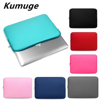 11.6 13.3 15.4 15.6 Laptop Sleeve Bag for Macbook Air Pro Retina 11 13 15 Inch L