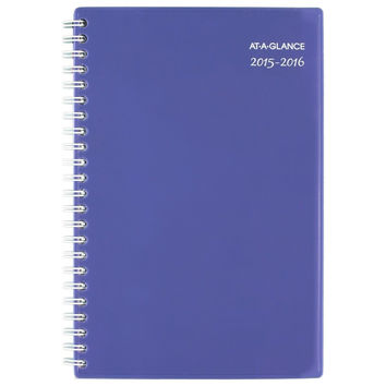 AT-A-GLANCE Academic Year Weekly / Monthly Planner July 2016 -June 2017 4-7/8...