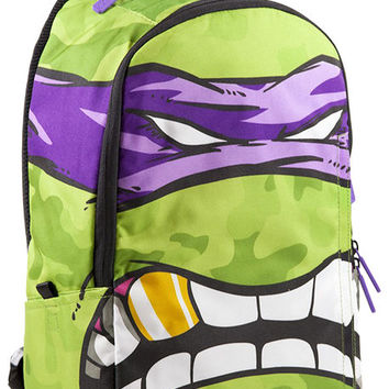 The TMNT Donatello Backpack in Green