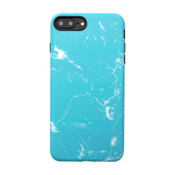 Marble Case for iPhone 8 Plus / 7 Plus - Tiffany