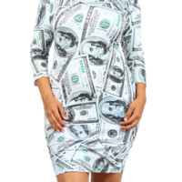 Plus Size Million Dollar Baby Dress, Plus Size Clothing, Club Wear, Dresses, Tops, Sexy Trendy Plus Size Women Clothes